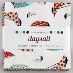 Moda Daysail by Bonnie and Camille, Charm Pack