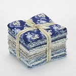 Forget Me Not Fat Quarter Bundle, Sue Daley for Riley Blake Designs