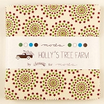 Holly's Tree Farm, Charm Packs