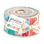 Prairie Jelly Roll by Little Miss Shabby for Moda