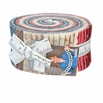 Sweet Blend Jelly Roll, Laundry Basket Quilts, Moda