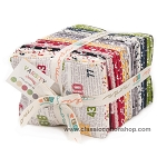 Varsity Fat Quarter Bundle, Sweetwarter for Moda
