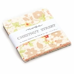 Chestnut Street Charm Pack, Fig Tree and Co. for Moda 42-5