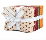 Christmas Gathering Fat Quarter Bundle, Moda