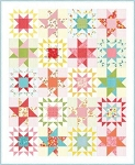 Mama's Cottage Quilt Kit April Rosenthal for Moda Fabrics