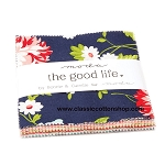 The Good LIfe, Charm Pack, Bonnie and Camille, Moda Fabric