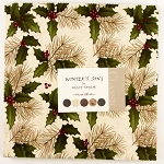 Winters Song Layer Cake, by Holly Taylor, Moda Fabric